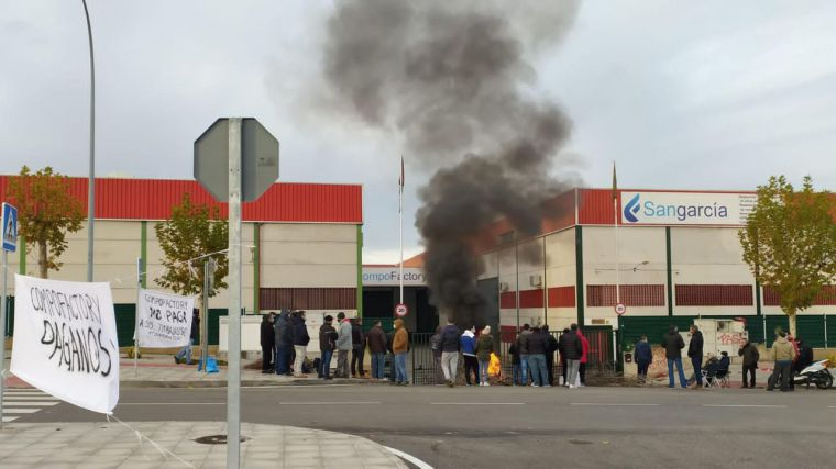 Condenan a Compo Factory Toledo y a otras dos empresas del grupo Sangarcía a abonar más de 300.000 euros a 24 trabajadores despedidos la víspera de Nochebuena