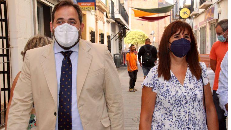 Núñez cree que C-LM 'blanquea' con 'silencio cómplice' que Cataluña vaya a recibir el 38% de los fondos COVID