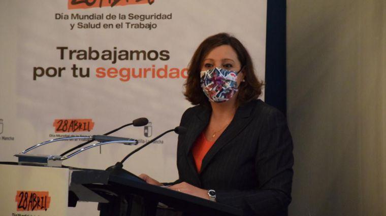 Patricia Franco destaca el récord de empleo de CLM en el segundo trimestre