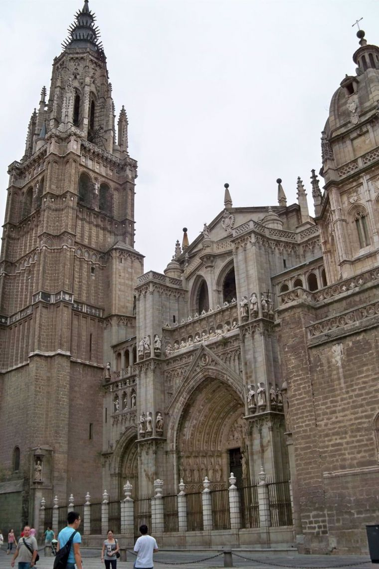 El Consejo de Ministros aprueba obras de emergencia en la cubierta de la Catedral de Toledo por casi un millón