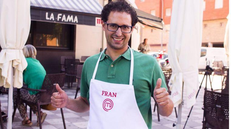 Invierte en Cuenca facilita al finalista de Masterchef Fran Martínez abrir restaurante en la ciudad