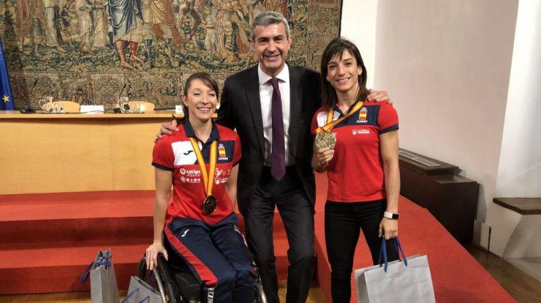 Álvaro Gutiérrez, orgulloso, felicita a todos los deportistas toledanos olímpicos de Tokyo 2020