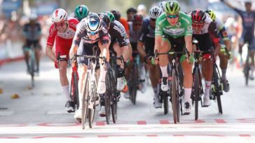 CLM hace balance del paso de La Vuelta por la región y calcula que la inversión retornará multiplicada por cuatro