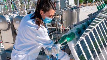 Proyecto de hidrógeno renovable de Repsol y Enagás.