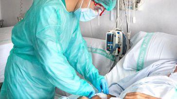 Disminuye la presión de las UCI en la región con un descenso de los hospitalizados por Covid