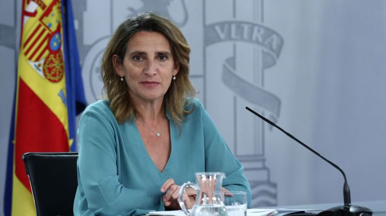 Ribera acude hoy al Congreso por el precio de la luz, en un agosto con la factura más cara de la historia