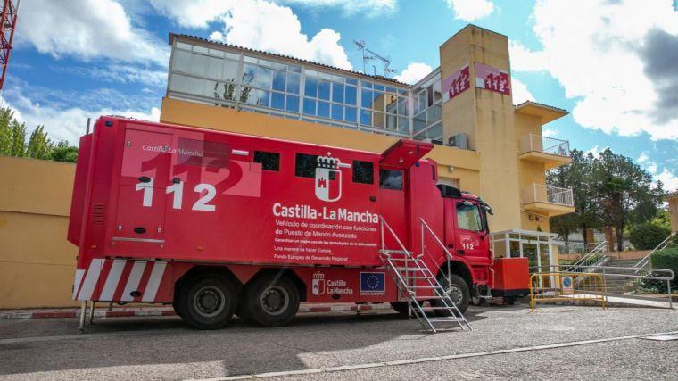 El Gobierno regional activa el METEOCAM en las cinco provincias de Castilla-La Mancha en previsión de fuertes tormentas, lluvias y rachas de viento