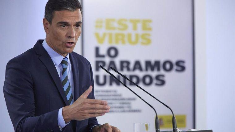 Sánchez anuncia una subida