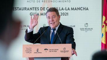 Page avanza que Castilla-La Mancha tendrá