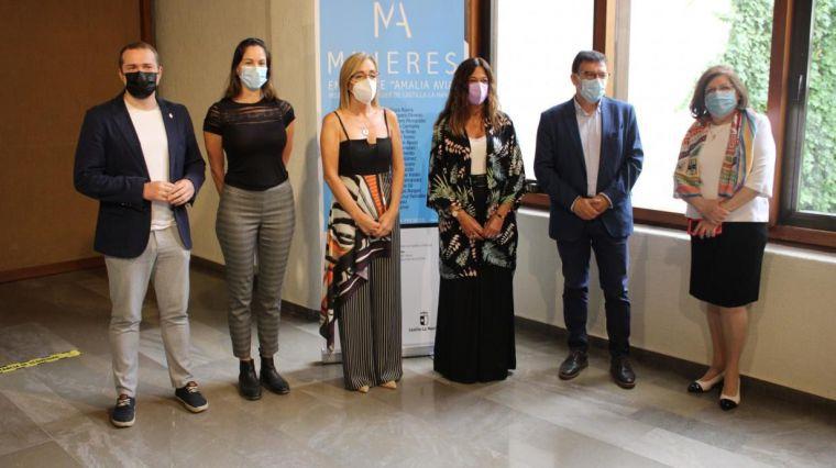 Llega a Albacete la VII edición de la Muestra de Mujeres en el Arte 'Amalia Avia'