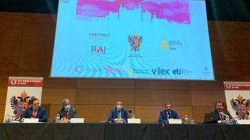 Doscientos juristas se dan cita en el I Congreso de Derecho Mercantil y Concursal, que fija su sede anual en Toledo