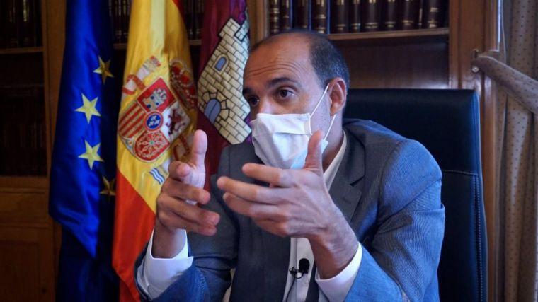 Bellido aún no desvela si revalidará su liderazgo en el PSOE de Guadalajara aunque admite su apuesta por la continuidad