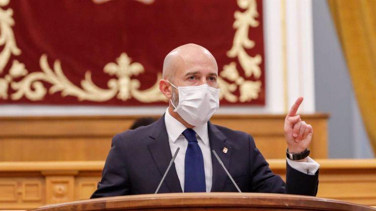 Cs C-LM quiere poner coto a las ausencias de los diputados en los plenos de las Cortes: