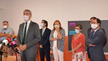 La Diputación de Toledo amplía las ayudas a los ayuntamientos para la limpieza extraordinaria de colegios por la Covid-19