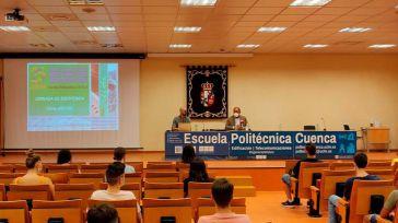 Alrededor de medio centenar de alumnos de nuevo ingreso cursarán sus estudios en la Escuela Politécnica de Cuenca