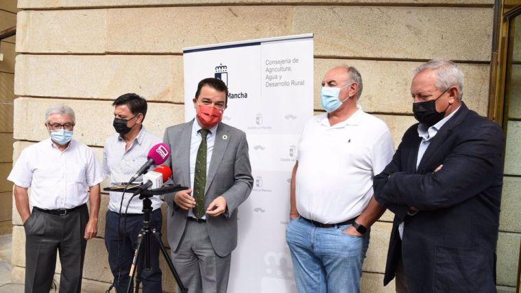 La Junta espera que Núñez se posicione sobre el trasvase en el pleno de las Cortes de este jueves