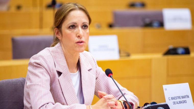 Cristina Maestre pide a la Comisión Europea que aumente el Fondo de Solidaridad para hacer frente a inundaciones