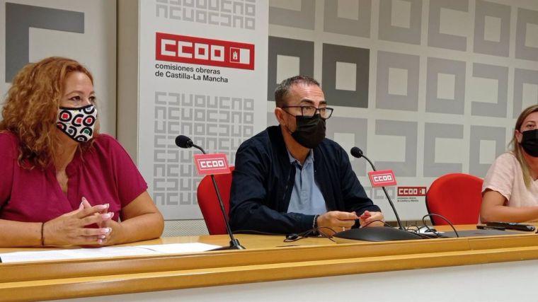 CCOO pide a Educación agilidad para que los apoyos al profesorado lleguen en el inicio del curso escolar