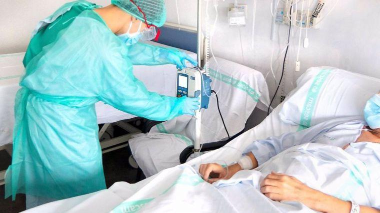 226 positivos, 195 hospitalizados, 40 enfermos en UCI y 3 fallecidos, balance de la pandemia este jueves en la región