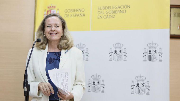 Calviño anuncia una aclaración al decreto de ayudas directas para que las Comunidades puedan lanzar otra convocatoria