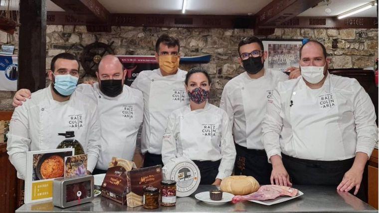 La cocina castellanomanchega cautiva a las sociedades gastronómicas de San Sebastián de la mano de Raíz Culinaria