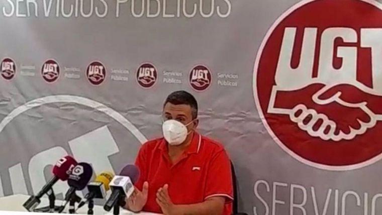 UGT pide al Sescam ante la falta plantilla