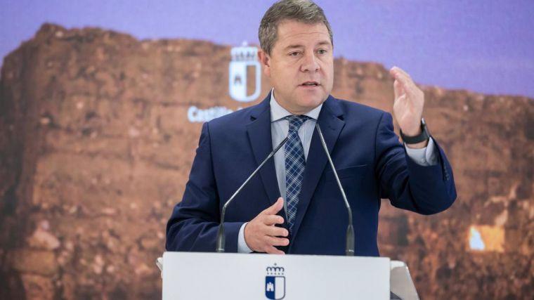 El presidente de la Junta solicita al Gobierno central la eliminación de la tasa de reposición