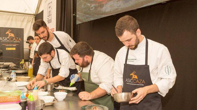 FERCATUR 2021 acogerá el II Concurso Nacional de Gastronomía Cinegética Beccus