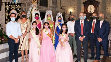 La Diputación de Toledo, al lado de los vecinos de San Pablo de los Montes es sus fiestas patronales