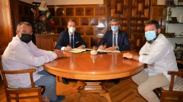 El Gobierno de la Diputación de Toledo financia el estudio de viabilidad del Parque Agrario en la Sagra Baja