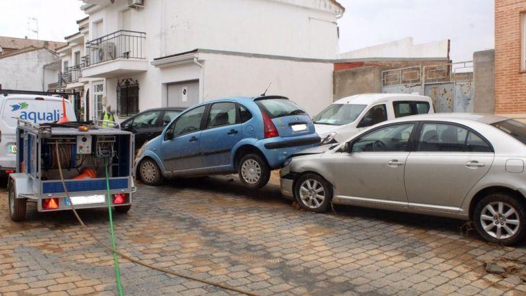 El Consejo de Ministros declara a Castilla-La Mancha zona gravemente afectada por emergencias, por las recientes inundaciones en Toledo