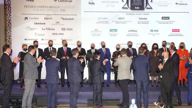 Comienzan las votaciones para la XXII edición de los Premios Empresariales FEDA