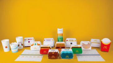Las hamburguesas de McDonald's cambian de 'look' y unifica su imagen de marca a nivel mundial