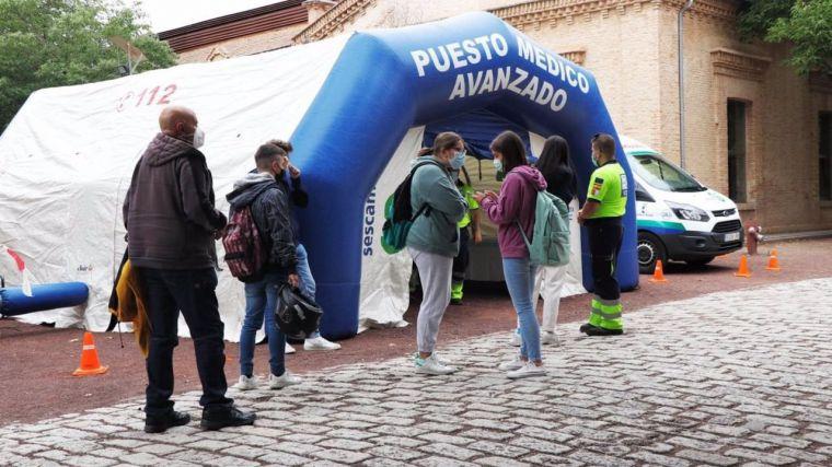 Castilla-La Mancha ha vacunado contra la COVID