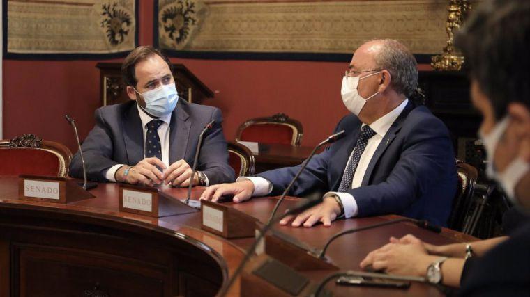 El Partido Popular presentará iniciativas en Congreso, Senado y Cortes regionales para que la A-43 vuelva a estar en la agenda del Gobierno