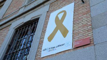 La Diputación de Toledo iluminará de dorado su fachada en apoyo a la campaña de sensibilización del cáncer infantil
