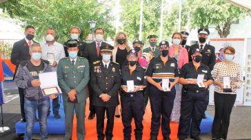 La Diputación agradece el reconocimiento del Ayuntamiento de Seseña al servicio de bomberos de la institución