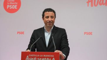 Chesco Armenta, dispuesto a continuar liderando el PSOE de Toledo capital