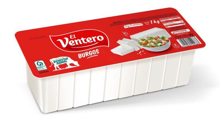 El Ventero lanza su primer queso fresco elaborado con leche de Bienestar Animal