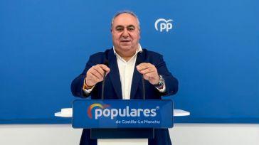 Vicente Tirado presenta una PNL en el Congreso de los Diputados para la recuperación de las Lagunas de Villafranca