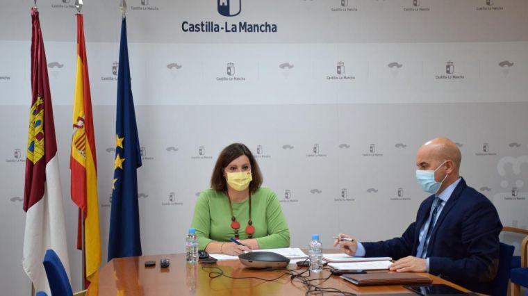 Castilla-La Mancha aboga por trabajar de manera homogénea con las Cámaras de Comercio en el conjunto del país