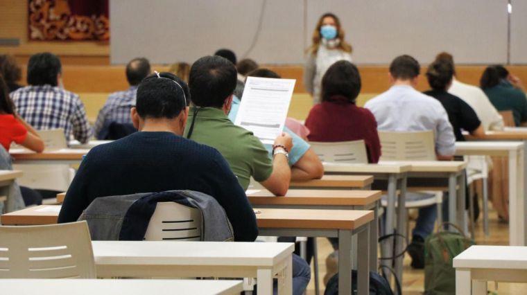 El Gobierno de Castilla-La Mancha destaca la alta participación en los primeros exámenes de las oposiciones del SESCAM