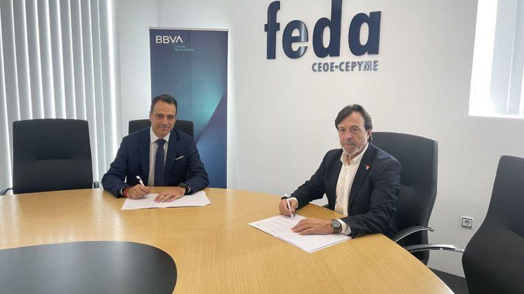 BBVA vuelve a apostar por FEDA para impulsar la competitividad de empresas y autónomos de Albacete