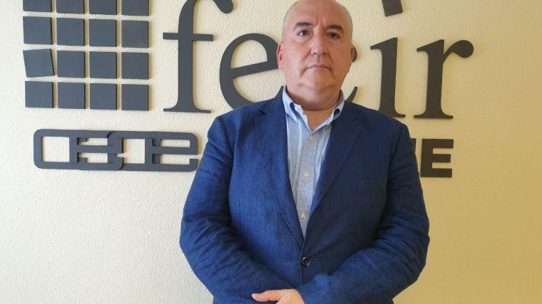 El presidente de FECIR cree que se está recuperando la normalidad en el mercado de trabajo tras la bajada del paro en septiembre