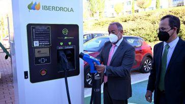 Iberdrola lleva la movilidad sostenible a la Universidad de Castilla-La Mancha: instala 16 puntos de recarga para vehículo eléctrico