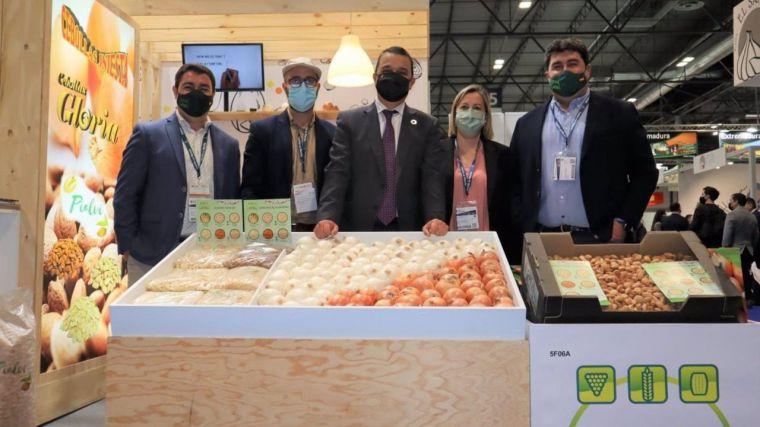 Las frutas, hortalizas y frutos secos en CLM representan 1.800 millones de euros de facturación en exportación