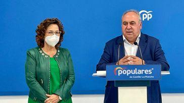 """Tirado: """"Se ha demostrado que el cambio en España es imparable y que la alternativa de Gobierno es Pablo Casado"""""""