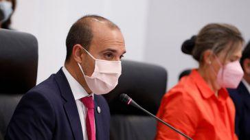Bellido pide a los diputados que acudan al Debate sobre el Estado de la Región