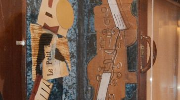 Comienzan las visitas comentadas a la obra atribuida a Picasso que se expone en San Clemente