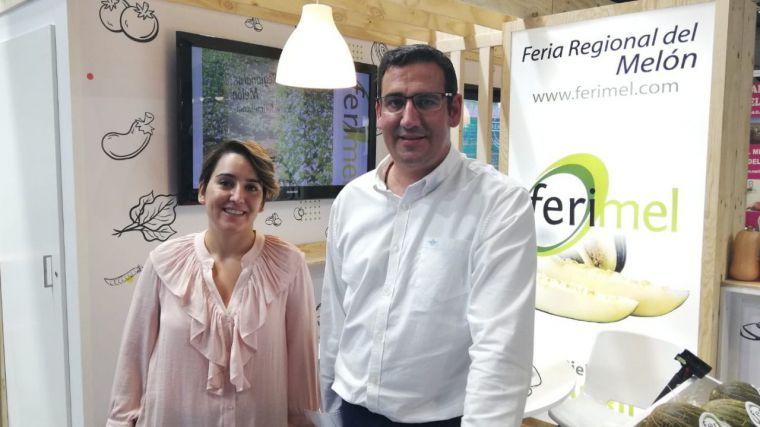 FERIMEL, la Feria Regional del Melón, volverá a celebrarse en el verano de 2022